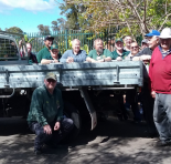 Mens shed ute